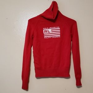 Vtg polo Ralph Lauren sweater